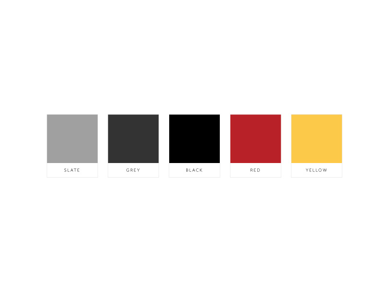 Color is one of the key elements of a brand style guide, helping keep your brand consistent across multiple platforms and mediums