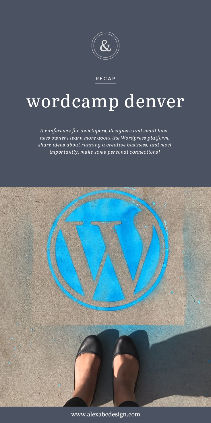 Wordcamp Denver 2017 recap