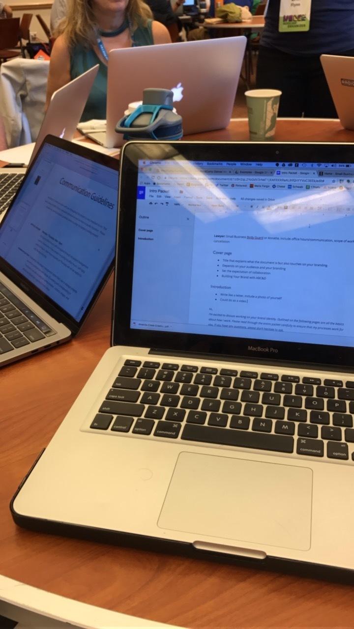 workshops at wordcamp denver