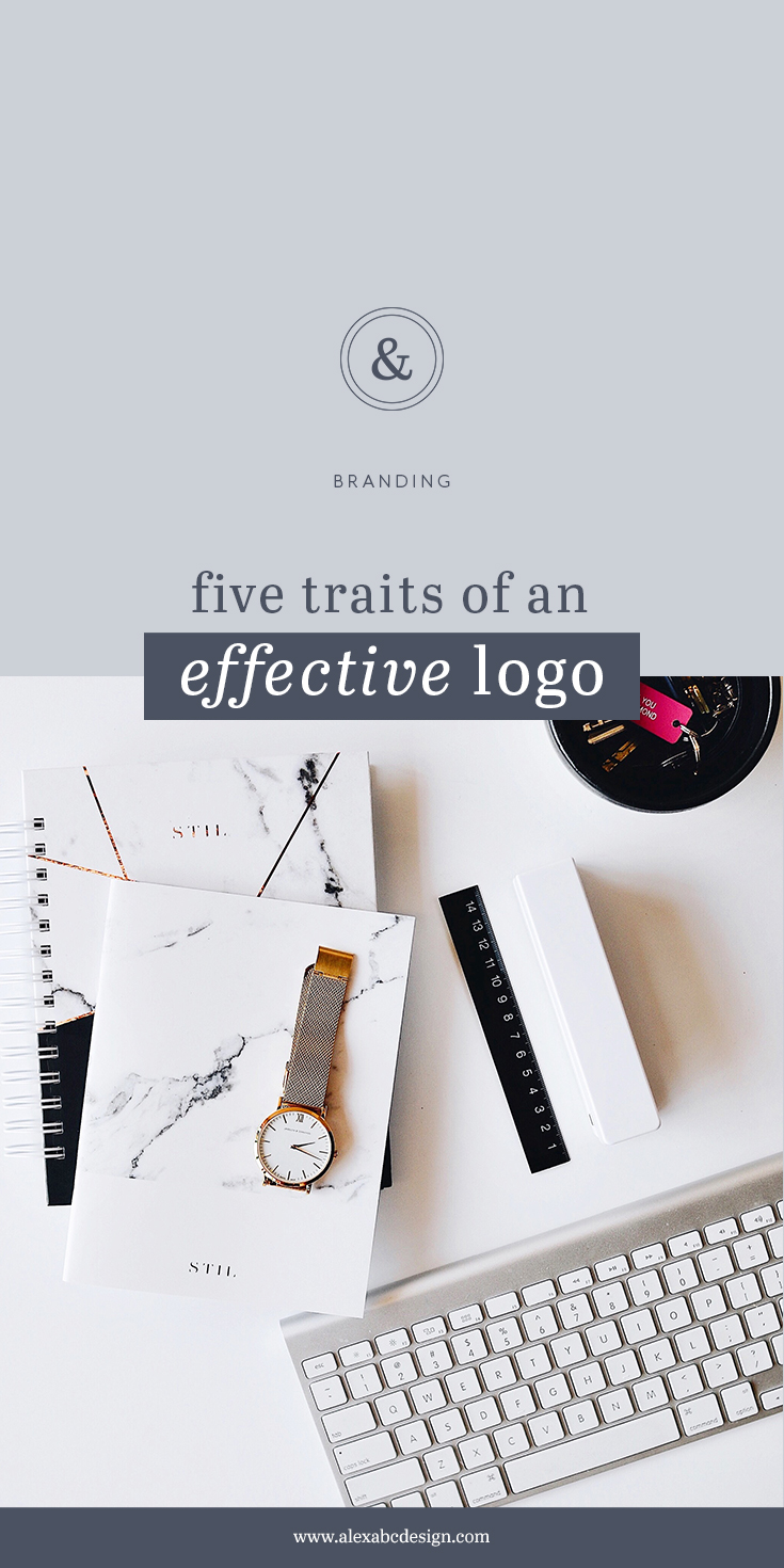 Five Traits of an Effective & Memorable Logo | Alexa B. Creative & Design