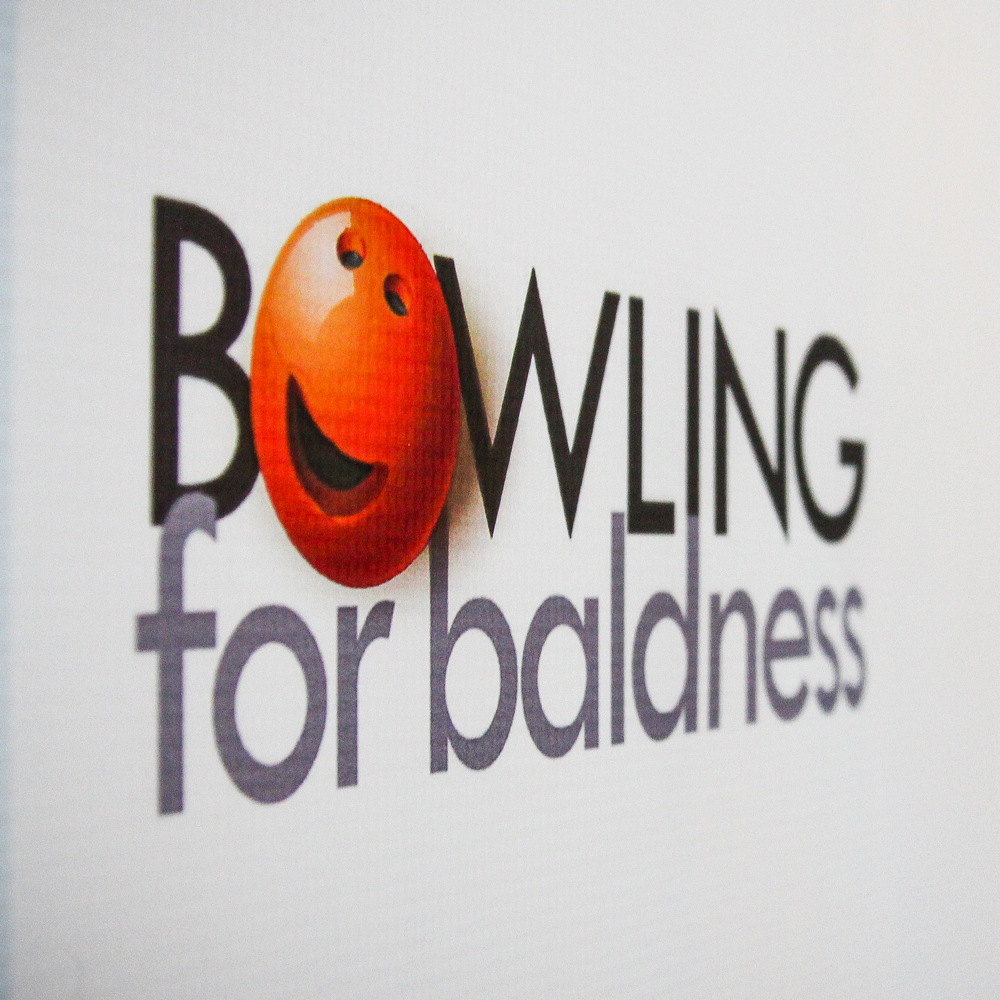 Danielle Quarles · Bowling for Baldness