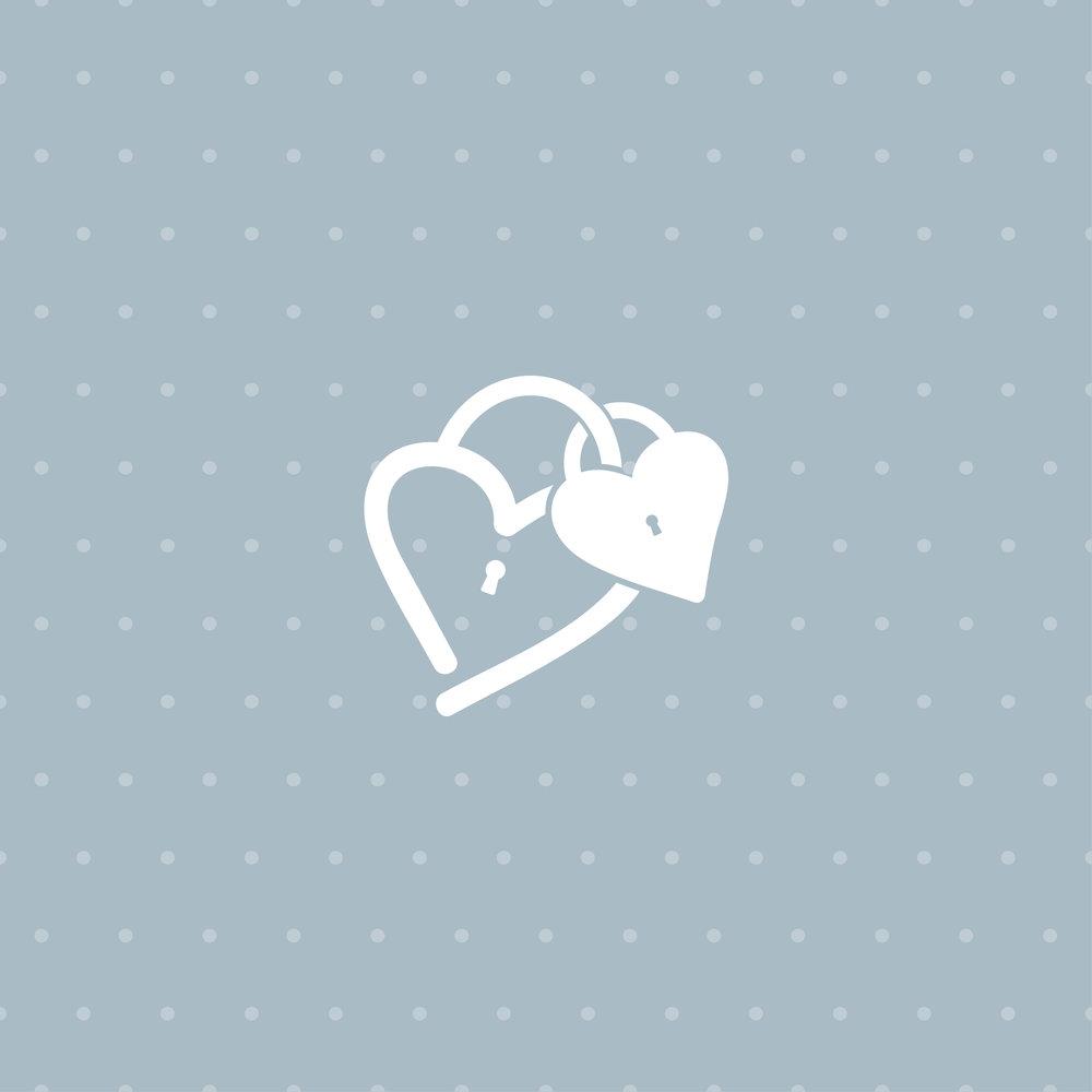 Neutral, classic and simple brand identity design for Fertility Bridges in Washington, DC by Alexa B. Creative & Design