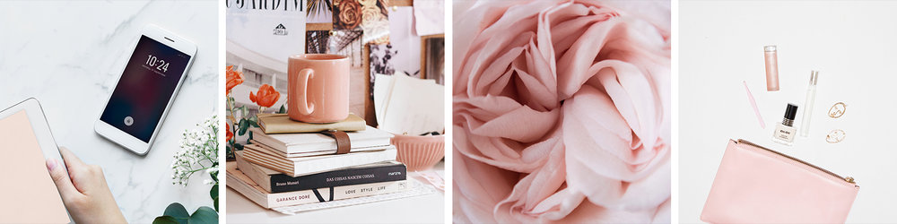 Feminine brand inspiration | Where (and How) to Find Inspiration for Your Brand