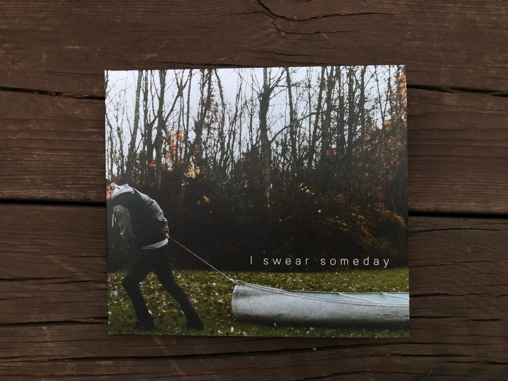 I Swear Someday Physical CD $10