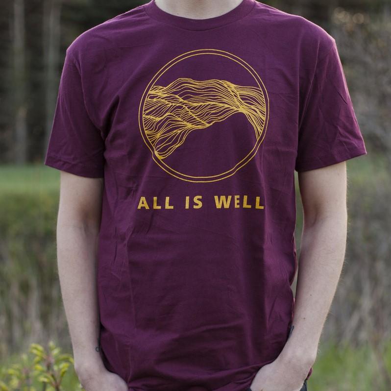 Swirl T-shirt $15