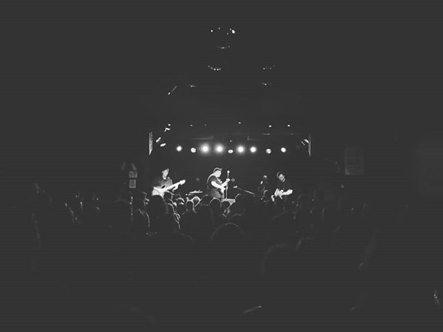 Last night we played for the most supportive, heart warming sea of people. Thanks to everyone who came out and packed the Scheme.  Congrats to @michiganderband for a very successful EP celebration.  Thanks for having us. . . . #indierock #alliswellmusic #livemusic #grandrapidsband #michigander #grlocal