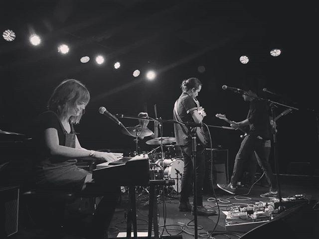 Thank you. . . . #alliswellmusic #grandrapidsband #indierock #livemusic #diy #thepyramidscheme #fusionshows