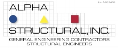 Alpha Structural, Inc.  (323) 457-4628 1638 Colorado Blvd. Los Angeles, CA 90041  https://www.alphastructural.com/   Alpha Structural, Inc. is a recognized leader in the engineering and construction of foundation and hillside repairs. Having built many custom hillside homes in the 1980s, David Tourjé, the Owner and Chief Executive Officer of the company, decided to specialize in foundation and hillside repairs due to the increasing demands for this type of work.