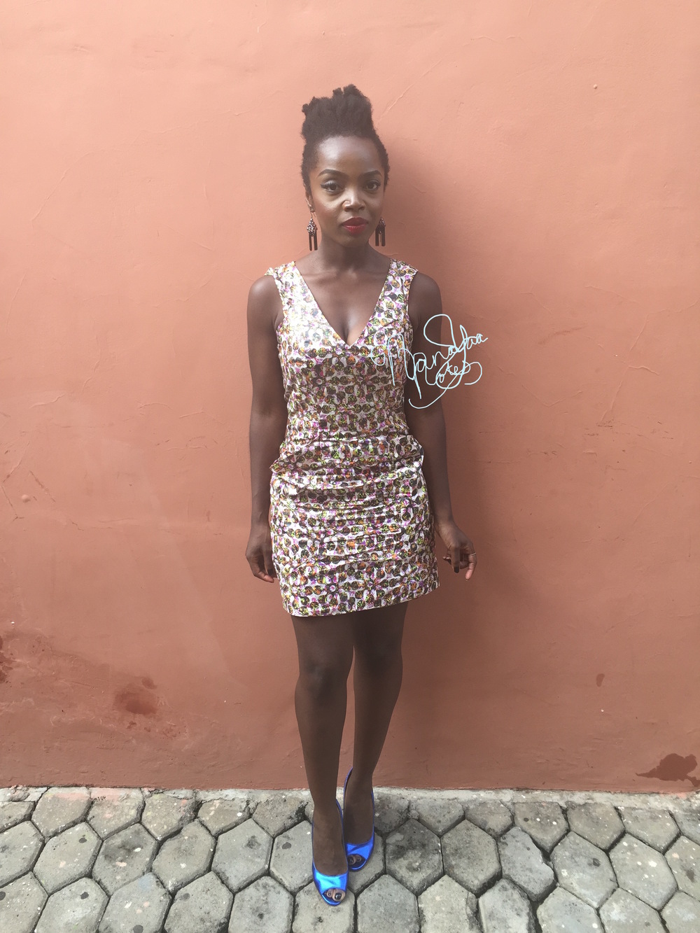 Dress MySisterMadeIt Shoes  Mo Saique