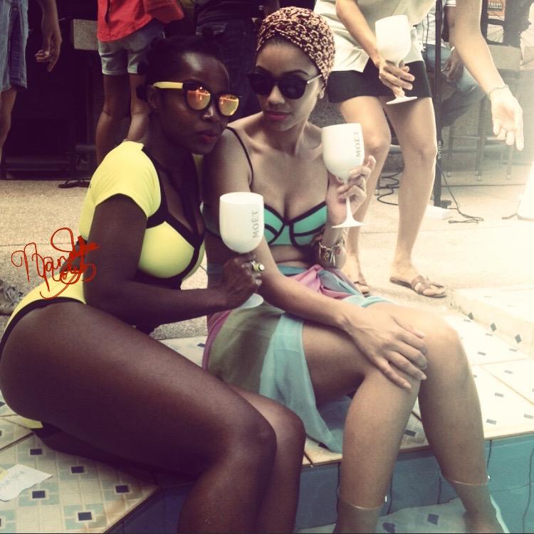 Swimsuits  Kamokini &  Aha Intimates Sunglasses  Vastie's  Headwrap  Sa4a Designs