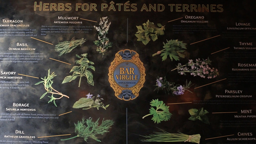 Bar Virgile - Website Video