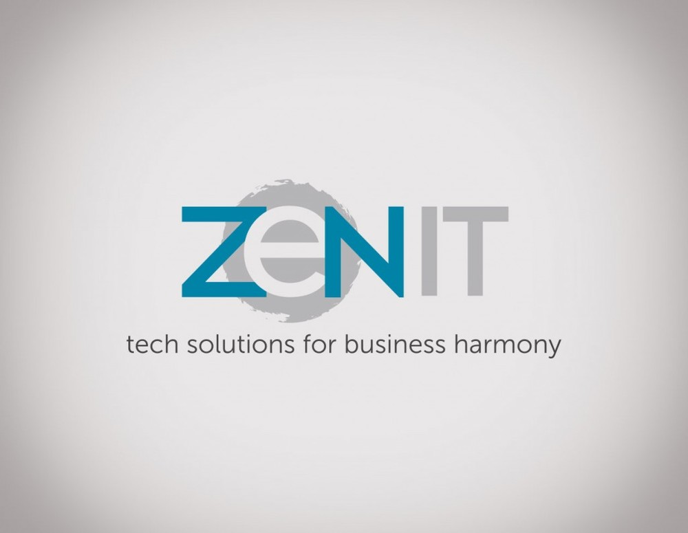 ZenIT                         Brand Identity and Web Development