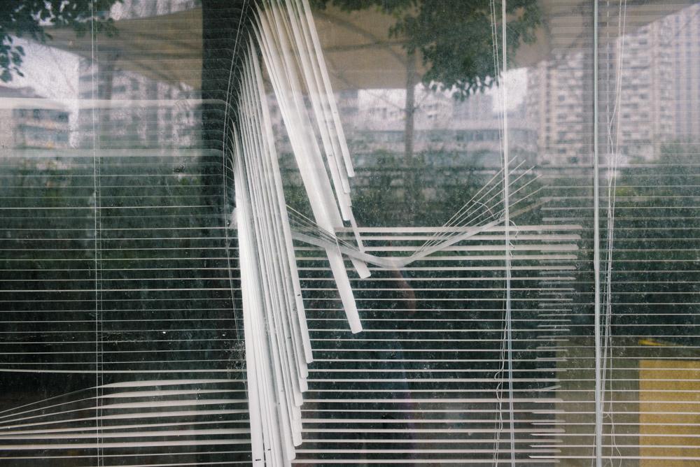 上海真正面シリーズ:ブラインド・ザ・シティ