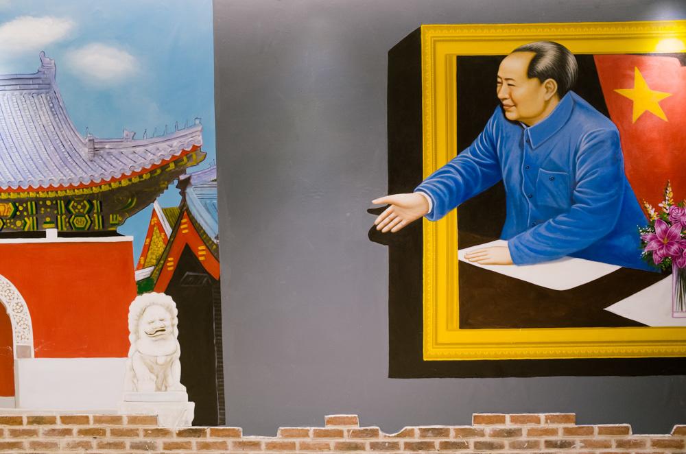 上海真正面シリーズ:救済活動。