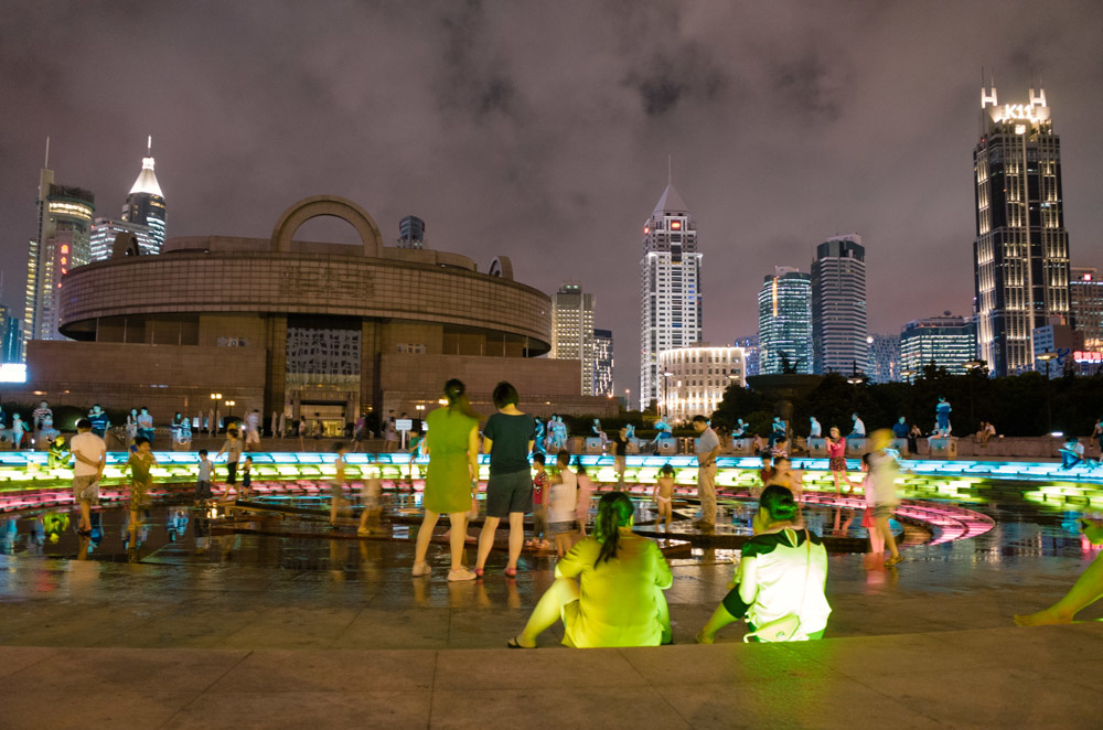 上海ナイトシリーズ:安心ネオン