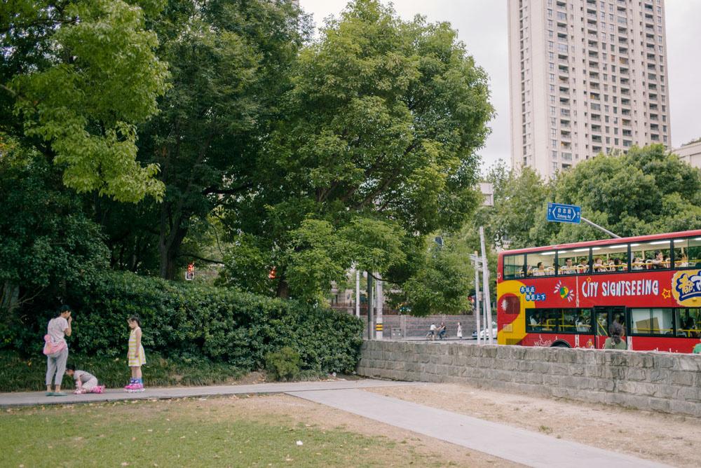 上海緑地シリーズ:辛い練習