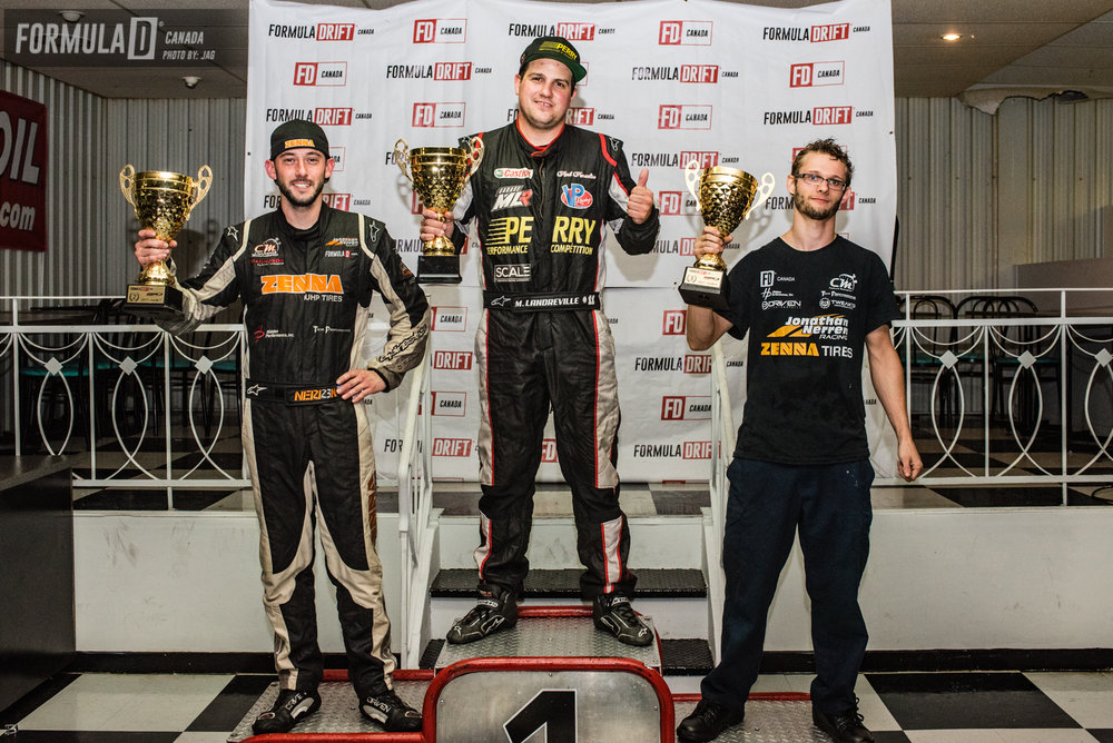 2017 Formula Drift Canada Champion