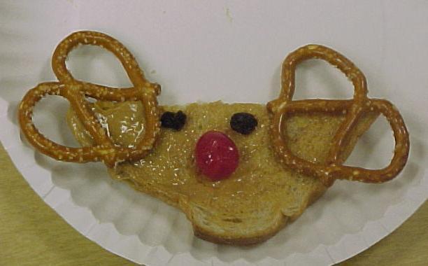 Edible Reindeer