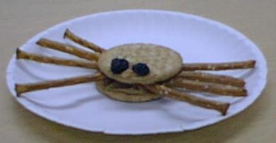 Spider Snack