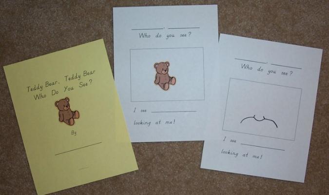 Brown Bear Brown Bear — Hubbard\'s Cupboard