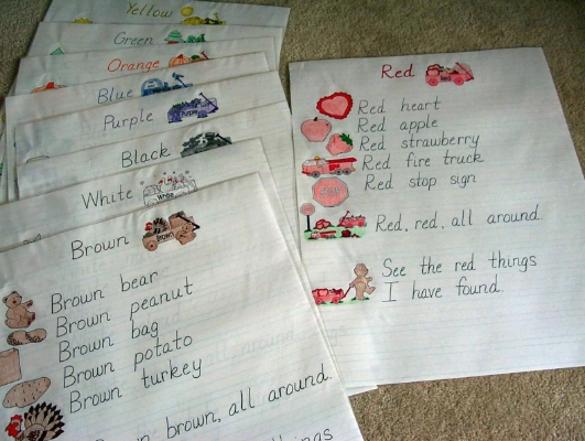 brown bear literacy activities
