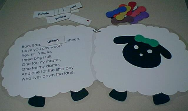 Companion Rhyme Together Reread Nursery Mary Had A Little Lamb