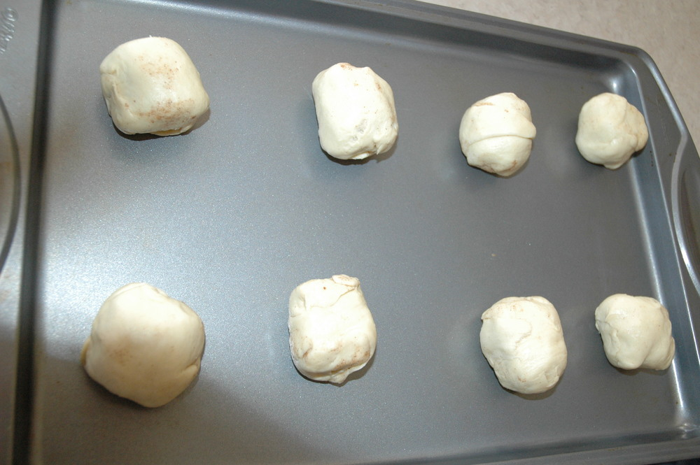 Marshmallow Resurrection Rolls