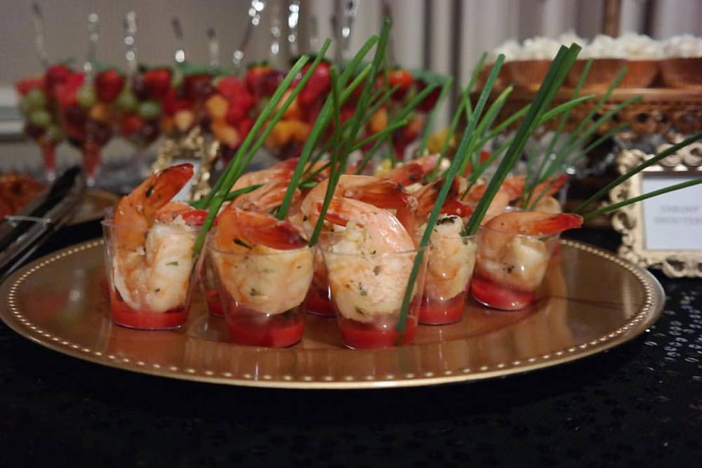 Shrimp Cocktail Shooters