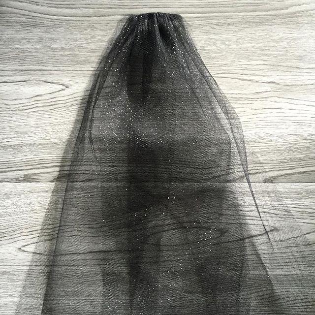 NEW black sparkle bachelorette party veil! Available now on #Etsy: https://www.etsy.com/listing/480779499/new-black-sparkle-bachelorette-party  #handmade #wedding #bridal #adornments #crafts #bachelorette #bacheloretteparty #veil