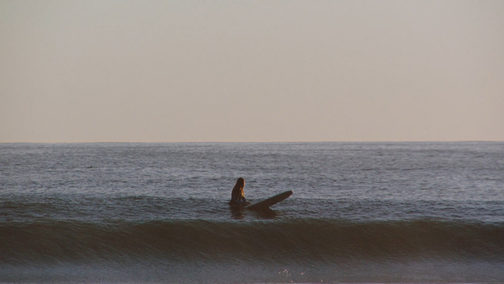 Dean Goes Surfing - Still 03 / dir. Caitlyn Greene / DP Mack Fisher