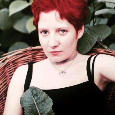 Amber Dawn at Age 17