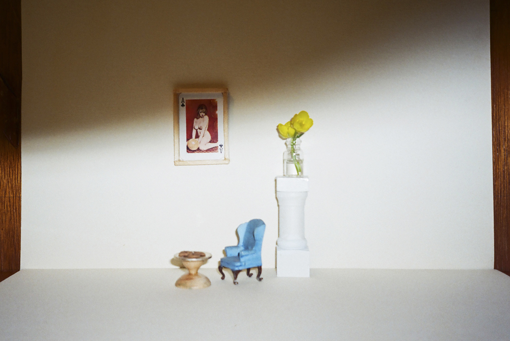 Detail from Welcome Home by Anna MacLellan, photo by Lauren D. Zbarsky.