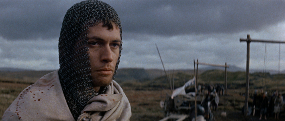 Film still from Polanski's  Macbeth
