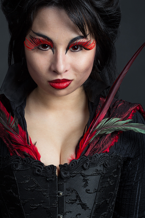 Jacqueline Ko as the Witch