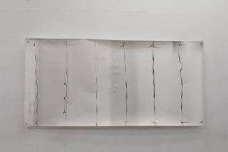 Noah Spivak, Blueprint For A Better World,  Unique Fibre Prints, 4' x 8' (individually),2013-14.