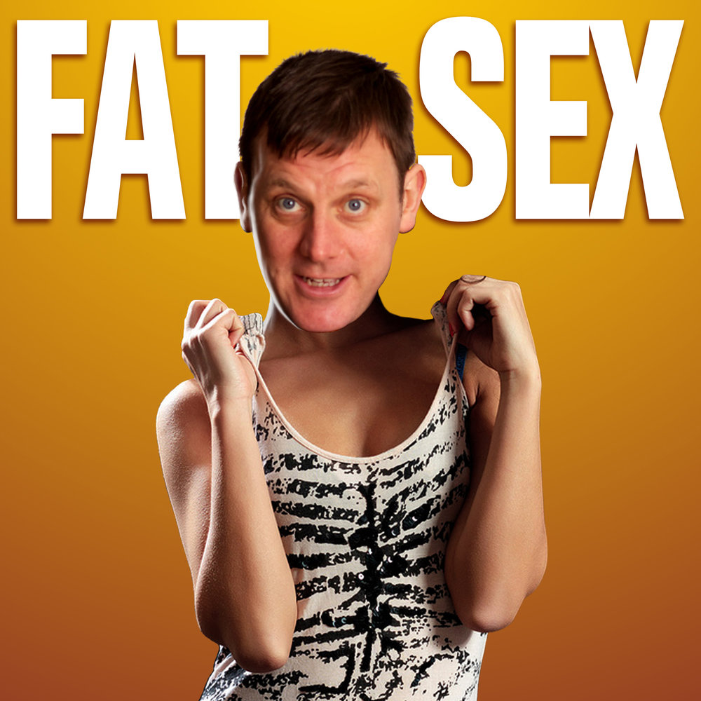 The UK's Steve Larkin stars in  Fat Sex.
