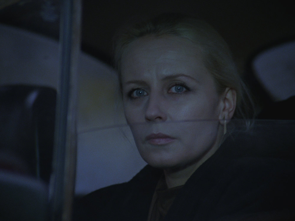 Still from Kieslowski's  Dekalog (II)