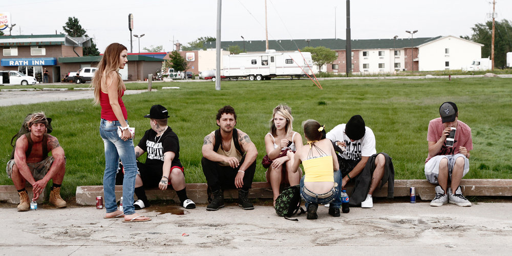 Still from Arnold's  American Honey