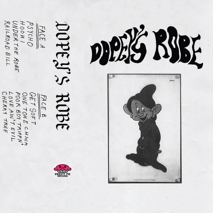 DOPEY'S ROBE CASSETTE: S/T TRACK: RAILROAD BILL