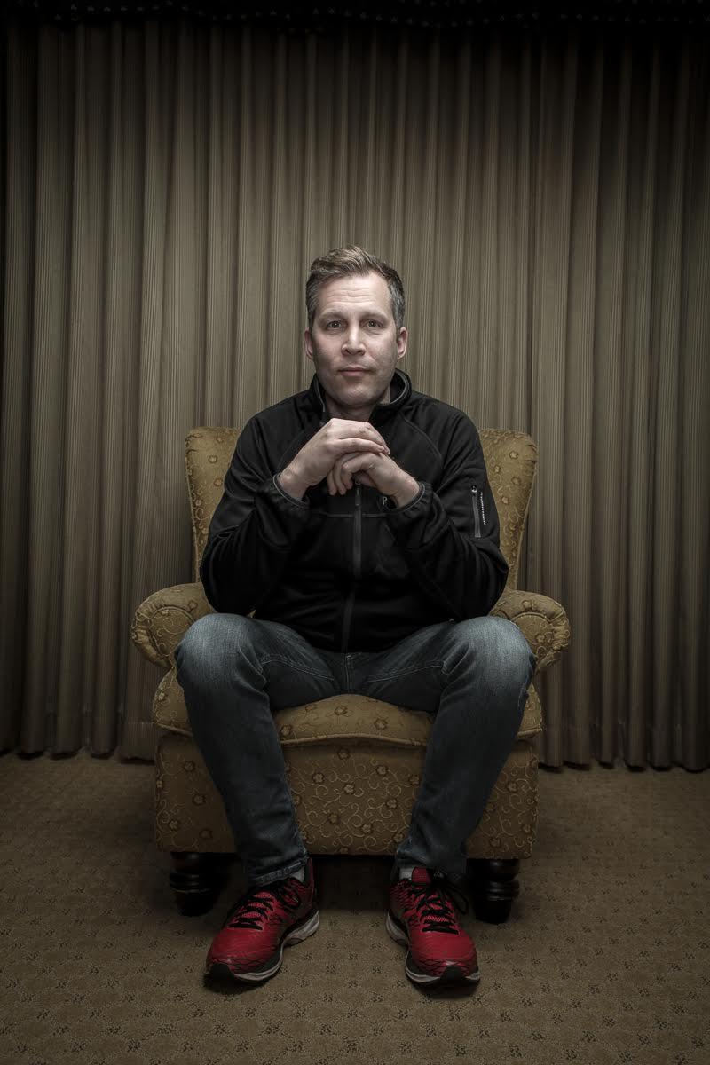 Filmmaker Patrick Stark