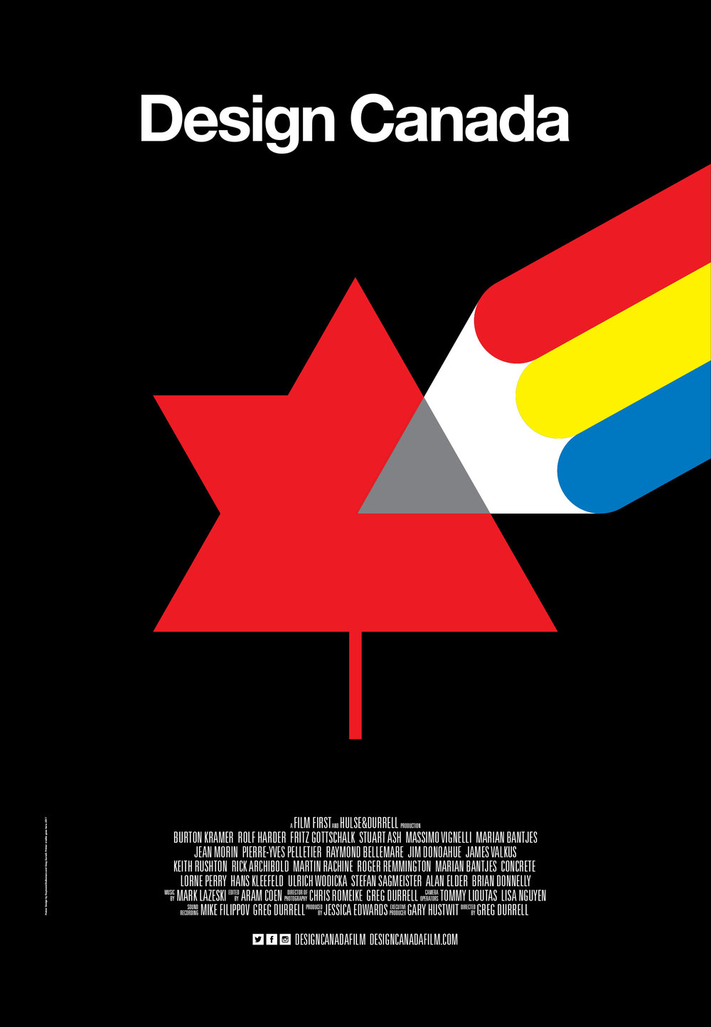 Poster for  Design Canada