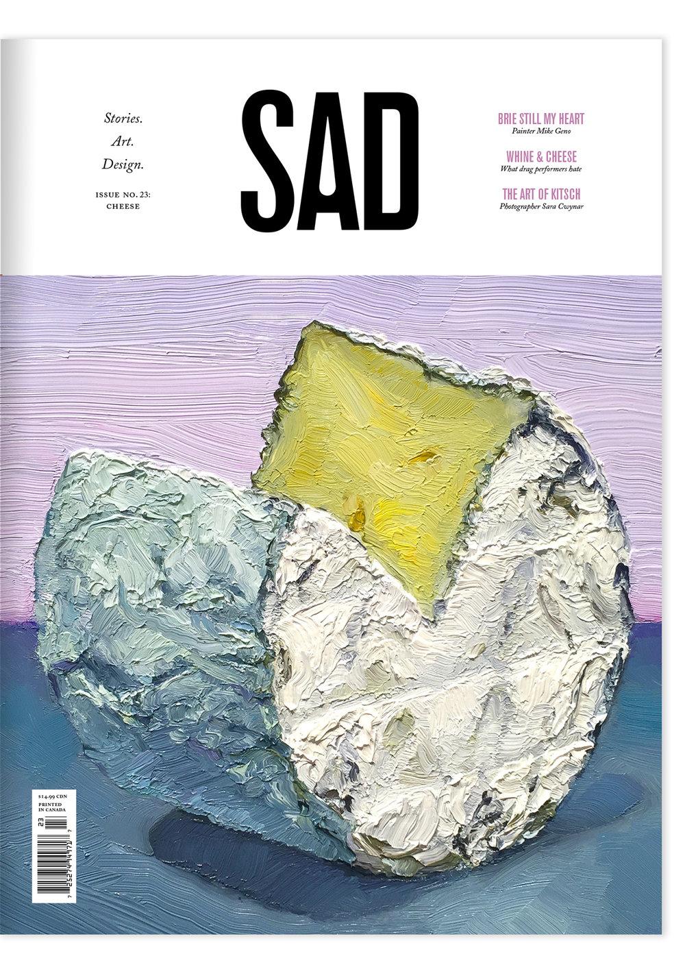 SAD MAG Issue No. 23: Cheese