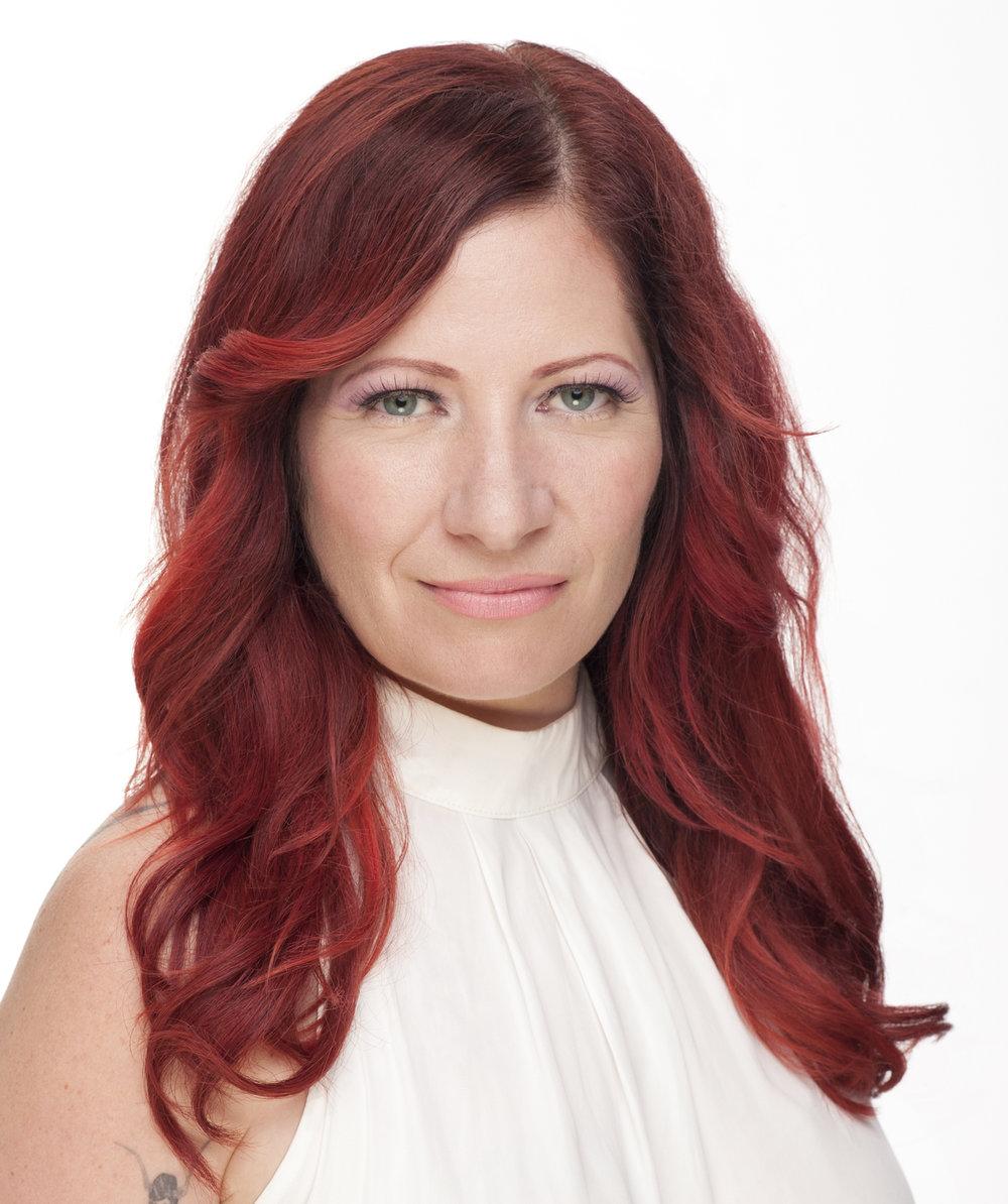 VQFF Artistic Director Amber Dawn