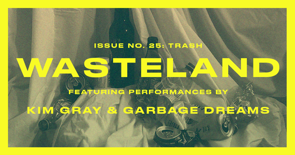 July 14 Trash Issue Launch Party