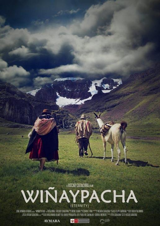 WIÑAYPACHA  (ETERNITY) Poster via VLAFF.