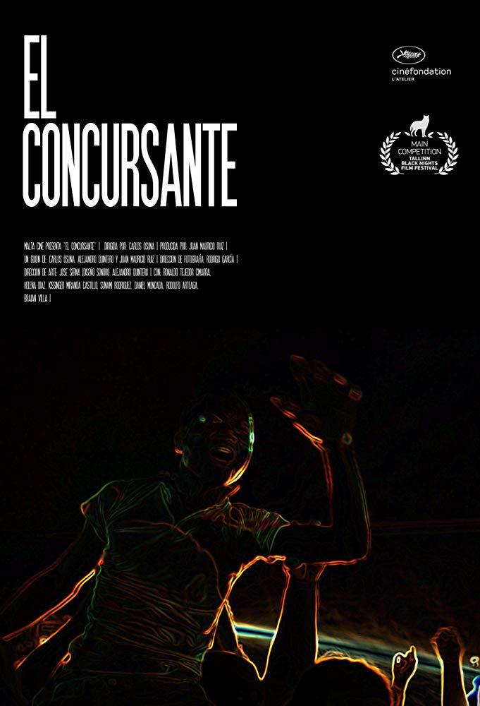 El Concursante poster via VLAFF.