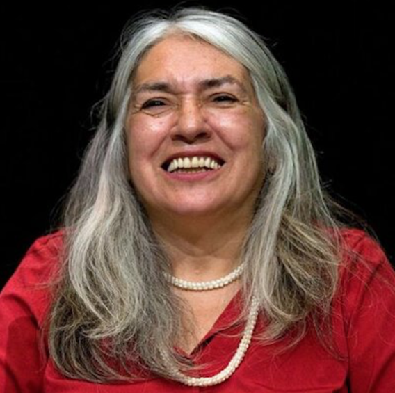 Lee Maracle, c/o Heart of the City Festival.