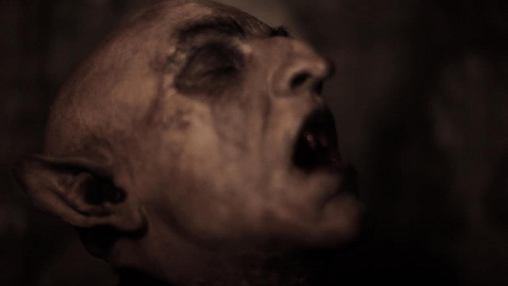 Nosferatu Rising  still c/o Vancouver Horror Show