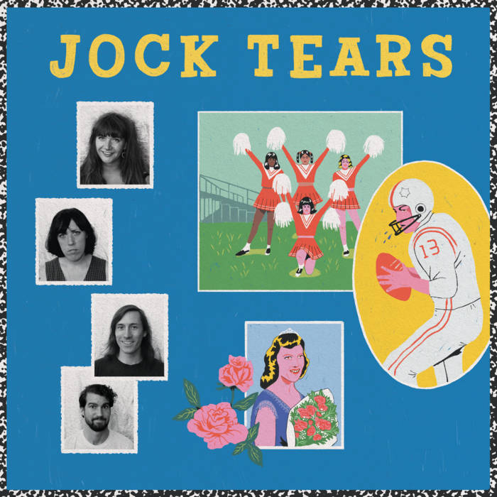 JOCK TEARS TRACK: JOCK TEARS ALBUM: BAD BOYS