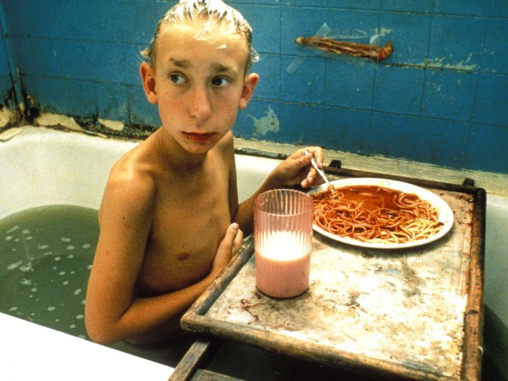 Gummo  still via  The Cinematheque.